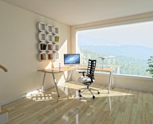 Bodenbelagarbeiten-Privatwohnung-Treppenhaus-Parkett-PVC-Berlin-Büro-2